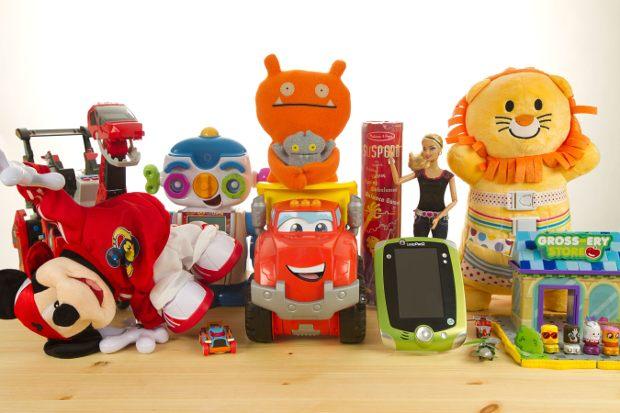 Donar juguetes con la app de Telodoygratis.com