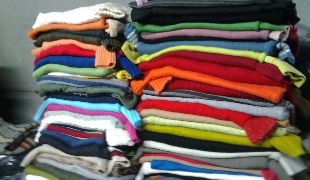 Donar ropa con la app de Telodoygratis.com